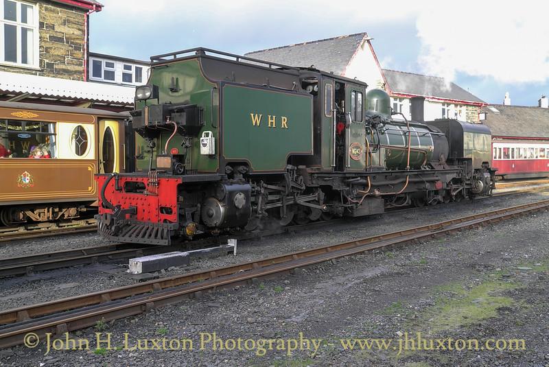 Welsh Highland Railway - December 28, 2011