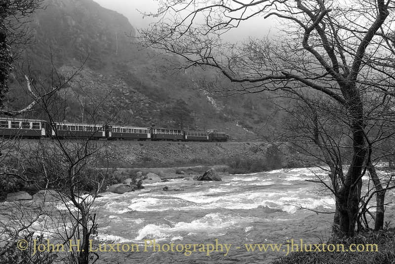 Welsh Highland Railway - April 05, 2011