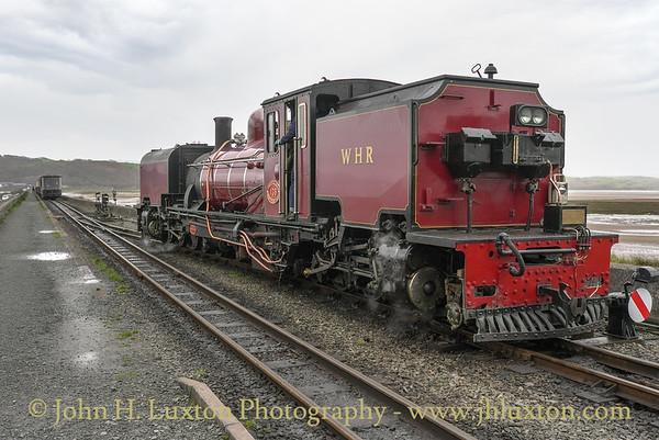 Welsh Highland Railway - April 04, 2011