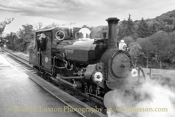 Welsh Highland Railway - November 10, 2012