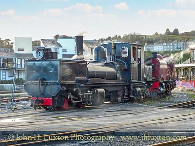 Welsh Highland Railway - December 29, 2013
