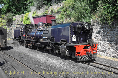 Welsh Highland Railway 2014