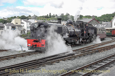 The Welsh Highland Railway 2014