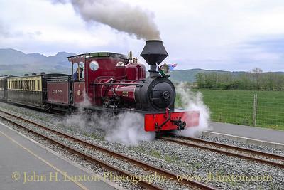 The Welsh Highland Railway 2014