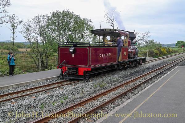 Welsh Highland Railway - May 03, 2014
