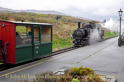 The Welsh Highland Railway - May 02, 2015