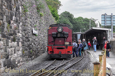 The Welsh Highland Railway - Tuesday August 04, 2015