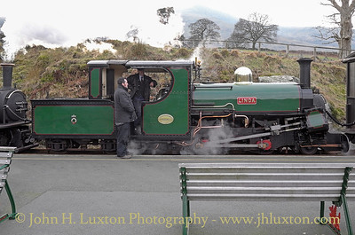 The Welsh Highland Railway - February 13, 2016
