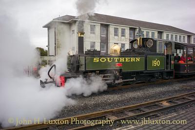 Welsh Highland Railway - October 08, 2017