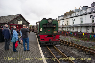 Welsh Highland Railway - October 08, 2017