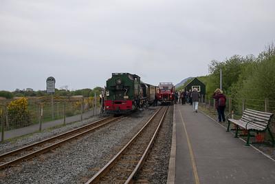 Welsh Highland Railway - April 29, 2017