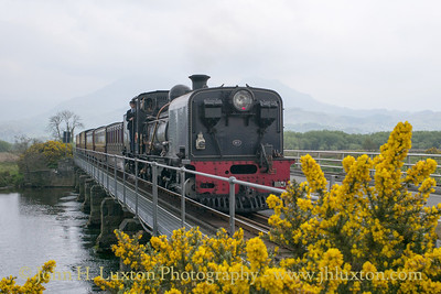 Welsh Highland Railway - May 01, 2017
