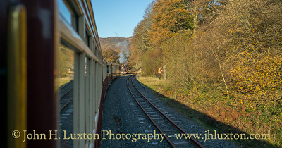 Welsh Highland Railway - November 17, 2018