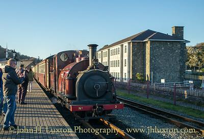 Welsh Highland Railway - November 17, 2018