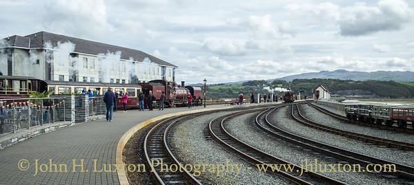Welsh Highland Railway - October 07, 2018