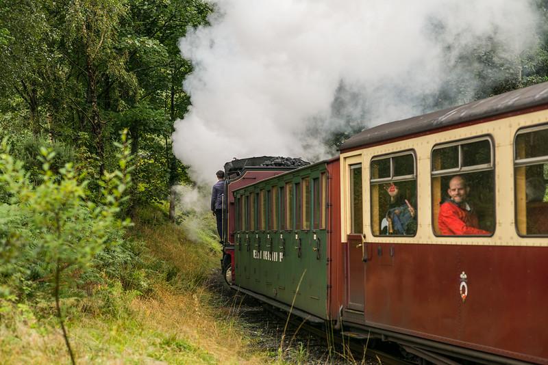 Welsh Highland Railway - August 23, 2019
