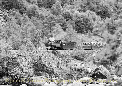 Welsh Highland Railway - Past, Present and Future Gala - June 23, 2019