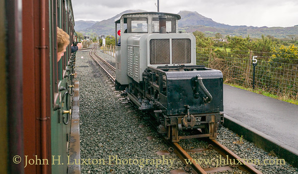 Welsh Highland Railway - Bygones Weekend - October 10, 2020