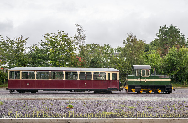 Welsh Highland Railway - August 22, 2020