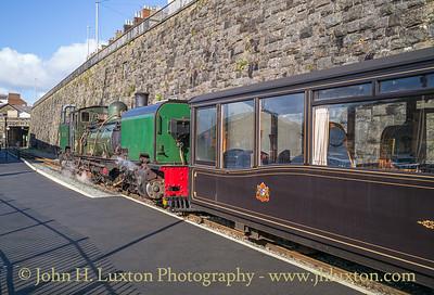 Welsh Highland Railway - February 20, 2020