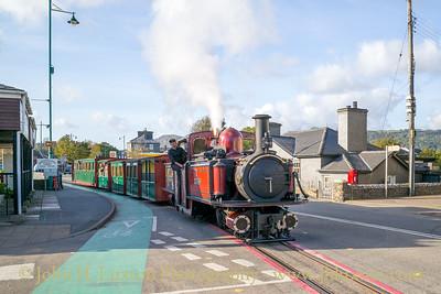Welsh Highland Railway, Bygones Weekend - October 10, 2021