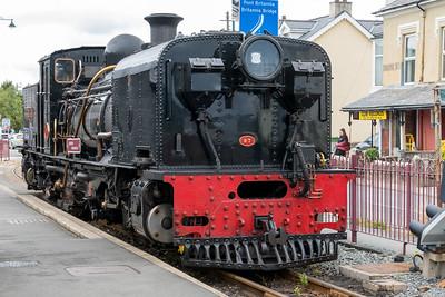 Welsh Highland Railway - July 31, 2021