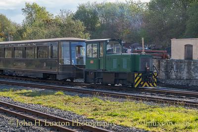 Welsh Highland Railway - April 30, 2021