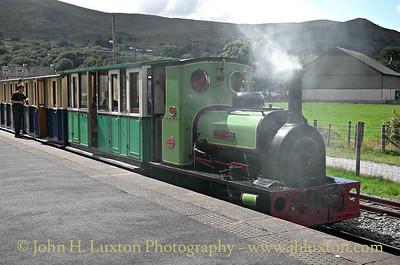 Llanberis Lake Railway - August 08, 2014