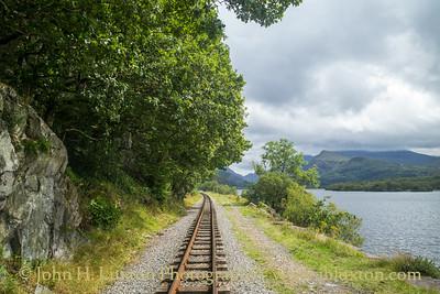 Llanberis Lake Railway - August 21, 2019