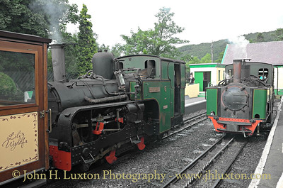 The Snowdon Mountain Railway - August 14, 2014