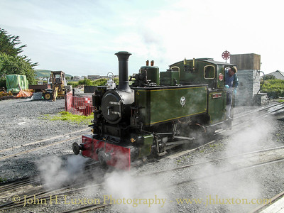 Talyllyn Railway - August 06, 2009