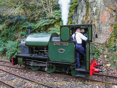 Talyllyn Railway - October  27, 2009