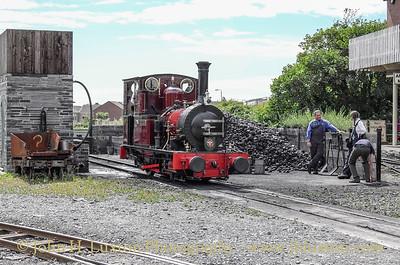 Talyllyn Railway - July 28, 2014