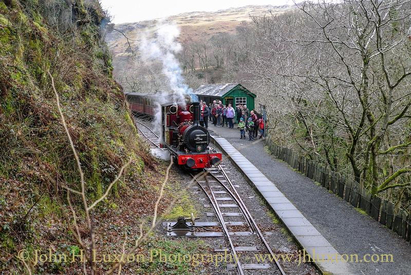 Talyllyn Railway - April 12, 2013