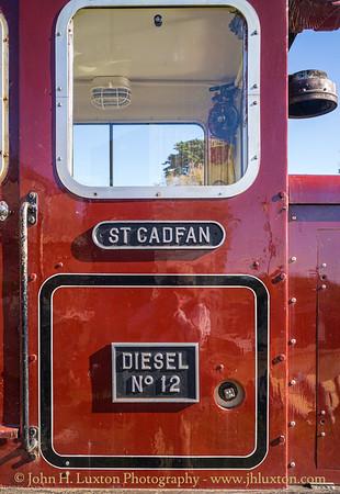 Talyllyn Railway - October 10 , 2020