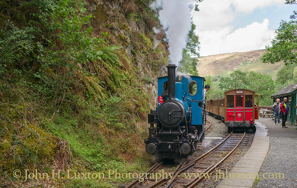 Talyllyn Railway - August 08 , 2018