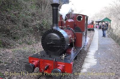 Talyllyn Railway - February 15, 2016