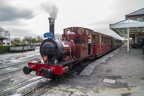 Talyllyn Railway - February 19 , 2019