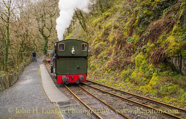 Talyllyn Railway - February 22 , 2020