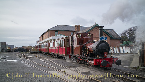 Talyllyn Railway - February 19 , 2019