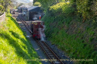 Talyllyn Railway - April 29, 2021