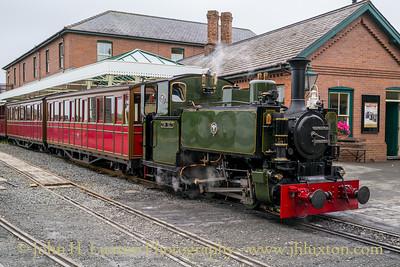 Talyllyn Railway - July 09, 2021