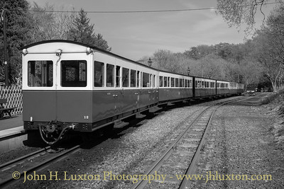 The Vale of Rheidol Railway - April 21, 2018