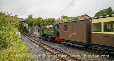 Vale of Rheidol Railway - August 16, 2019