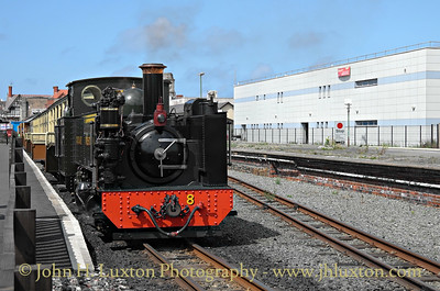 The Vale of Rheidol Railway - August 06, 2014