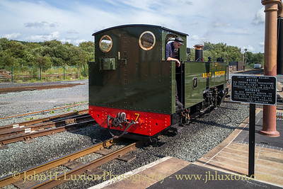 Vale of Rheidol Railway - August 12, 2019