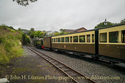 Vale of Rheidol Railway - August 16, 2019