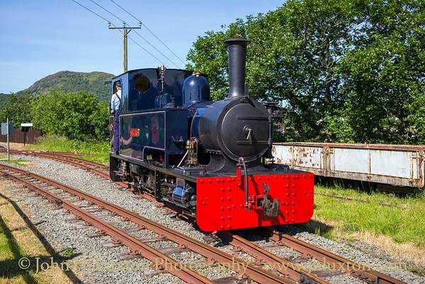 Welsh Highland Heritage Railway - Welsh Highland Railway Past, Present and Future Gala - June 22, 2019