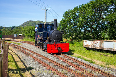 Welsh Highland Heritage Railway - Welsh Highland Railway Past, Present and Future Gala - June 22, 2019