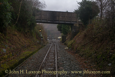 Welsh Highland Railway Journey - February 20, 2019